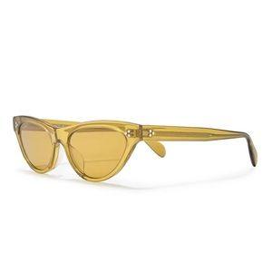 NWT Oliver Peoples Zasia 53mm Cat Eye Sunglasses